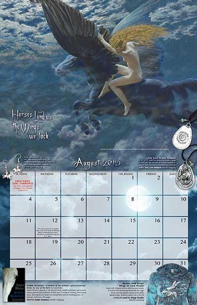 2019 Favorite Horse Quotes Calendar ** HALF PRICE ** - www