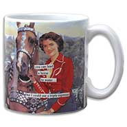 You can lead a horse to water- but I prefer Espresso Mug  ** SALE $5.00 OFF **