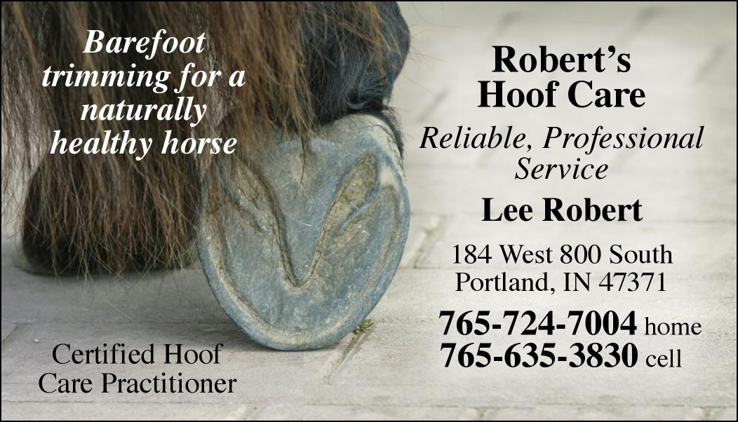 Custom business cards hind hoof barefoot design hoofprints custom business cards hind hoof barefoot design colourmoves