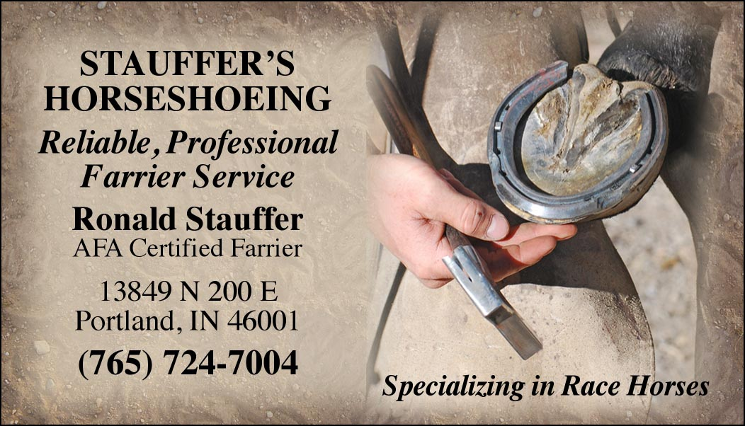 Custom Business Cards - Hand and Hoof design-www.hoofprints.com