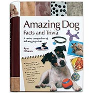 Amazing DOG Facts & Trivia Book