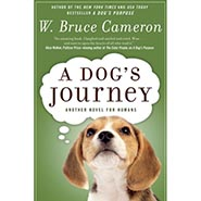 A Dog's Journey Hardcover Book