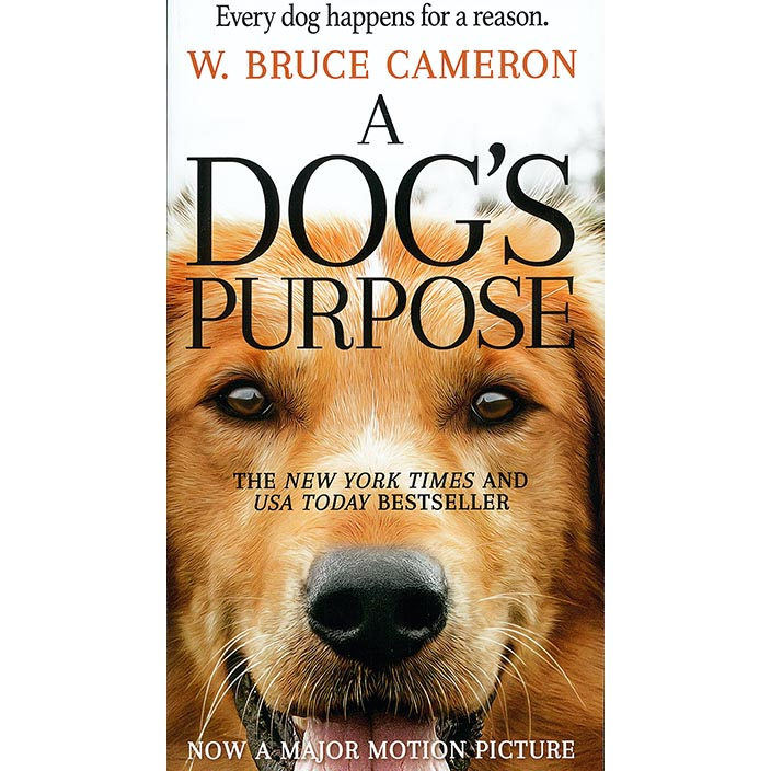 A Dog's Purpose Softcover Book