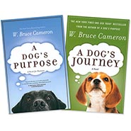 A Dog's Purpose & Dog's Journey Boxed Set