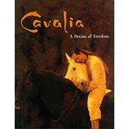 Cavalia - A Dream of Freedom Book - FRENCH VERSION