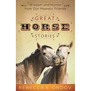 Great Horse Stories Softcover Book by Rebecca Ondov