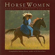 Horse Women Hard Cover Gift Book