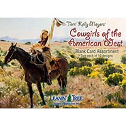 Cowgirls of the American West 20 Card Set - DISCONTINUED - SUPPLIES ARE LIMITED