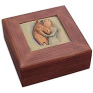 Quiet Strength Keepsake BOX