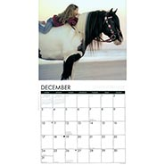 2017 Horse Women Wall Calendar *SOLD OUT*