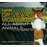 Driveway Moments About Animals Audio CD