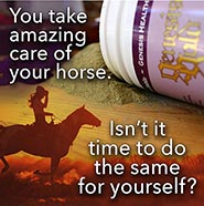 Genesis Gold Superfood Supplement Powder for Horsewomen