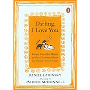 Darling I Love You - Poems from the hearts of our glorious mutts *ONLY ONE AVAILABLE*