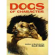 Vintage Reproduction: Dogs of Character by Cecil Aldin