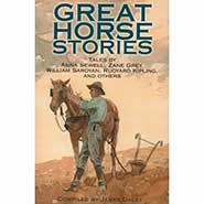 Great Horse Stories Softcover Book by James Daly