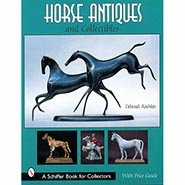Horse Antiques and Collectibles by Deborah Rashkin ONLY ONE AVAILABLE
