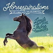 Horsespirations Hard Cover Gift Book - Sweet and Simple Truths from our Equine Friends