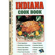 Indiana Cookbook ONLY ONE AVAILABLE