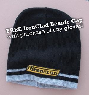 IronClad Beanie