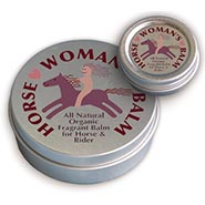 Horse Woman's Fragrant & Nourishing Skin Balm
