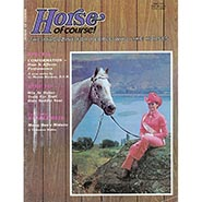 Vintage HORSE OF COURSE Magazine Back Issue