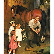 Won't You Fix My Horse by Arthur Elsley