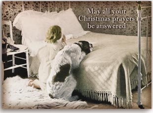 CHRISTMAS PRAYERS