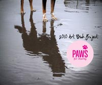 Paws for Charity Art Book - 2010 Edition