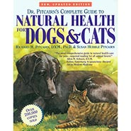 Dr Pitcairn's Complete Guide -Natural Health for Dogs & Cats