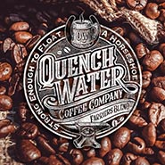 QuenchWater Farriers Coffee - Strong Enough to Float A Horseshoe