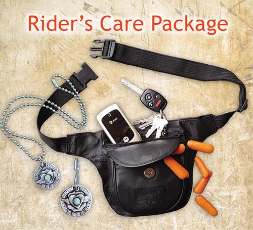 Rider's Care Package
