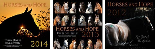 Horses and Hope Calendars - Collectors Set