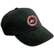 Black Manure Movers of America Cap