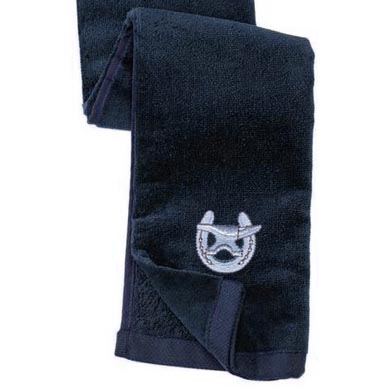 Embroidered Farrier Towel