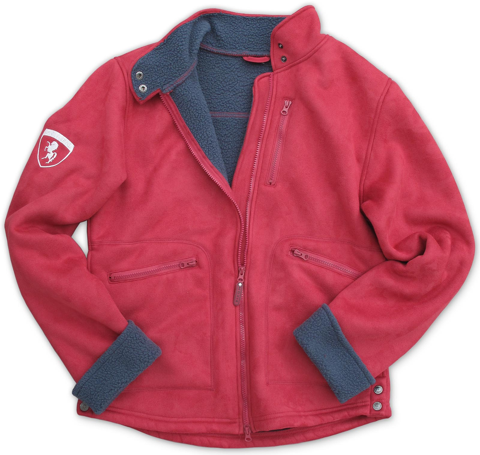 SALE $10.00 OFF! Ladies Fleece Lined Suede Stable Jacket-www ...
