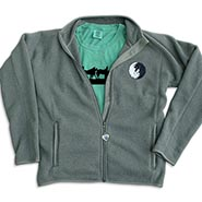 Sweater Fleece Barn Jacket with Tao of Equus Embroidery **SALE $20 OFF!**