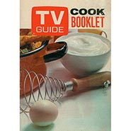 Vintage TV Guide Cook Booklet ONLY ONE AVAILABLE