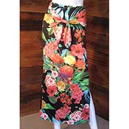Venus Tropical Floral Print Skirt *ONLY ONE AVAILABLE size SMALL*