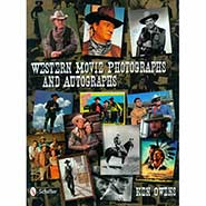 Western Movie Photographs and Autographs by Ken Owens ONLY ONE AVAILABLE