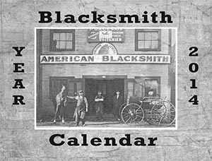 Blacksmith Calendar