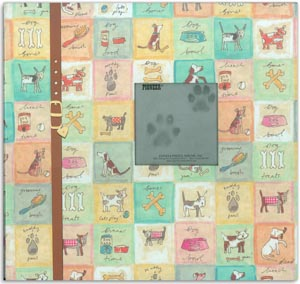 Dog Lover's Scrapbook