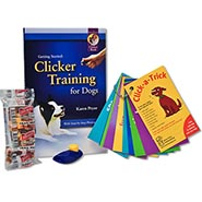 Clicker Training Kit for DOGS