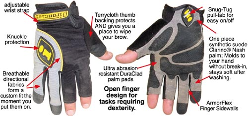 Ironclad Farrier Gloves