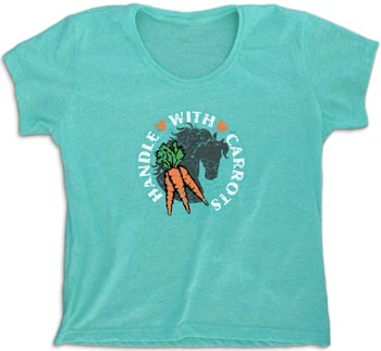 Handle with Carrots T-shirt