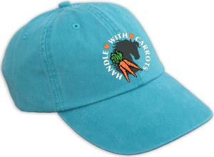 Handle with Carrots Cap
