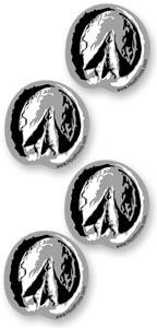Hoofprint Magnets