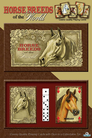 Horse Playing Cards/Dice