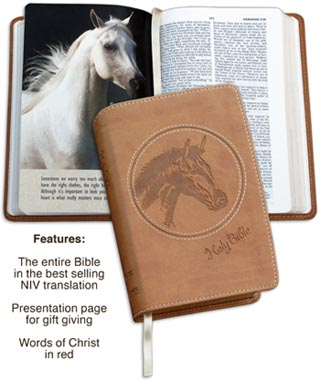 Horse Lovers Bible