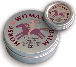 Horse Woman's