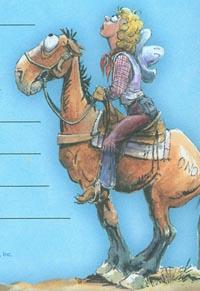 Horsewoman's Long, Tall List